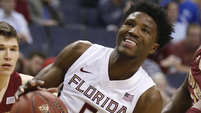 Shooting guard Malik Beasley left Florida State after one season and is projected as a first-round pick.