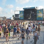 Expect to see massive crowds next weekend at the Hangout Music Fest in Gulf Shores, Alabama. The seventh annual festival, with a capacity of about 40,000, has sold out again.