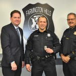 Buckberry promoted to sergeant in Hills department