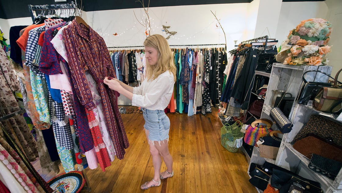 vintage clothing boutique opens in downtown york