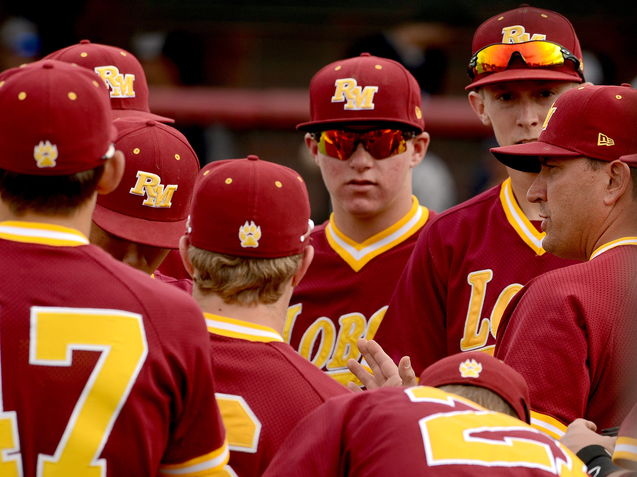 The Rocky Mountain High School baseball team retains its No. 1 spot in Class 5A in this week's AP media poll.