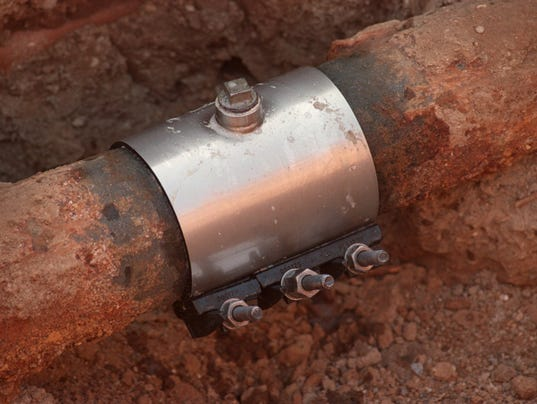 How To Find A Natural Gas Leak Underground