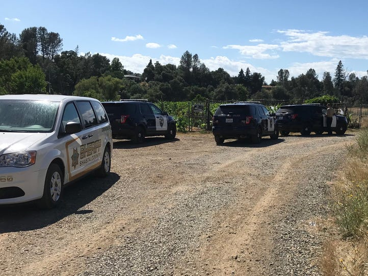 """Redding police investigate after a """"badly decomposed"""""""