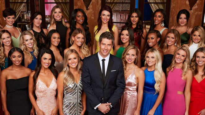A new year, a new chance at love for Arie Luyendyk Jr. The 'Bachelorette' runner-up begins his 'Bachelor' journey on Jan. 1, 2018. The following photos introduce his contestants and include a fun tidbit from their Q&As for the dating show.