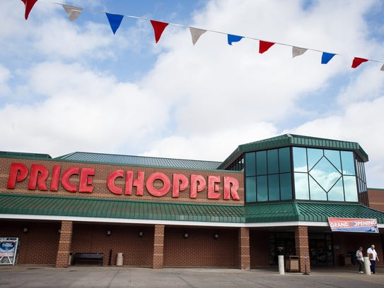 The newly remodeled Price Chopper on Ingersoll is seen