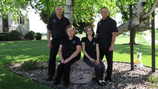 Pickart family.