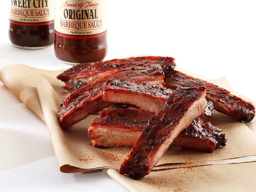 "May is National Barbecue Month so here are 10 local standouts. City Barbeque pork ribs, shown here, are<p>""competition-quality barbecue"" says spokesperson Sarah Balzano.</p>"
