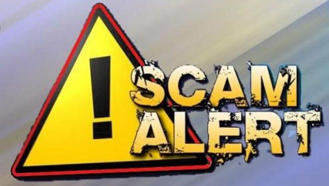 Southwest Electric is receiving reports of scams.