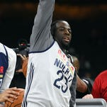 MSU great, All-Star Draymond Green the catalyst for soaring Warriors