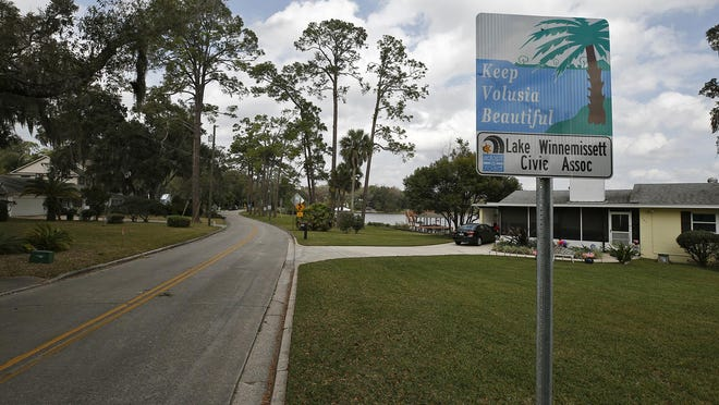 Life for residents on Lake Winnemissett Drive isn't as quiet as it used to be as residential and commercial development have continued to expand in DeLand.
