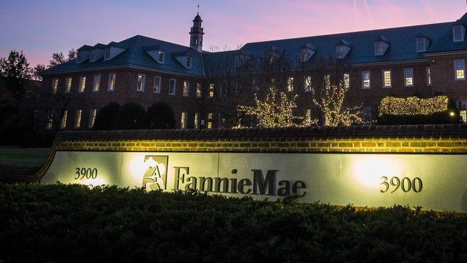 Fannie Mae headquarters in Washington D.C.
