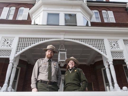 Marsh-Billings Rockefeller National Historical Park in Woodstock is participating in fee-free days on April 22-23.