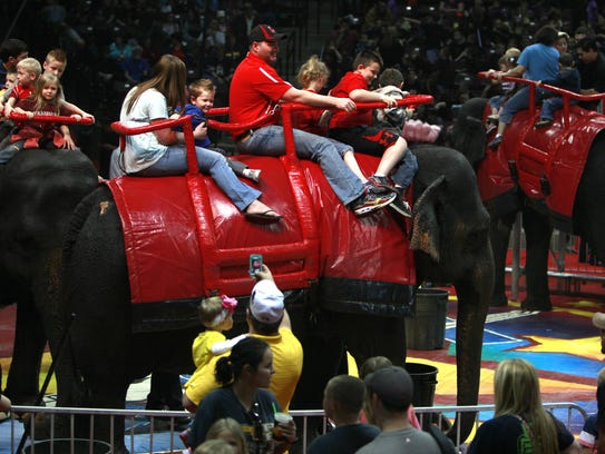 George Carden Circus International is expected to perform