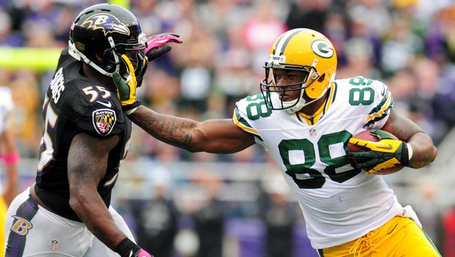 Green Bay Packers tight end Jermichael Finley is seeking medical clearance.