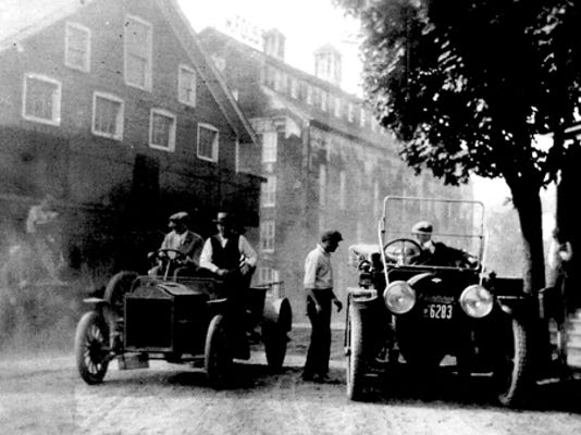 Early-Automobiles