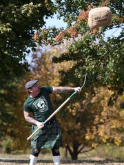 The 15th Annual Celtic Festival and Highland games