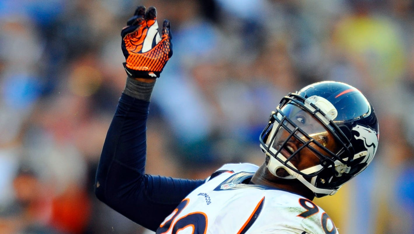 Broncos Shaun Phillips May Be Key Factor Against Ex