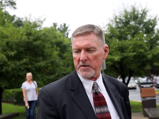 Charles Holster, attorney for deposed Spring Valley