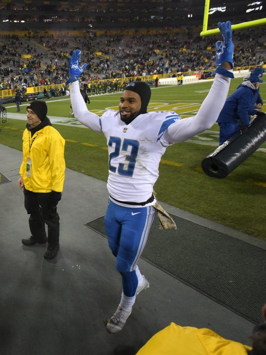 the best attitude eb09b 32a90 Lions' Darius Slay closing in on first Pro Bowl