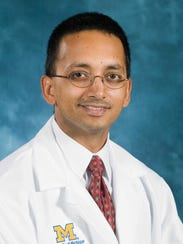 Dr. Hitinder Gurm, University of Michigan cardiologist
