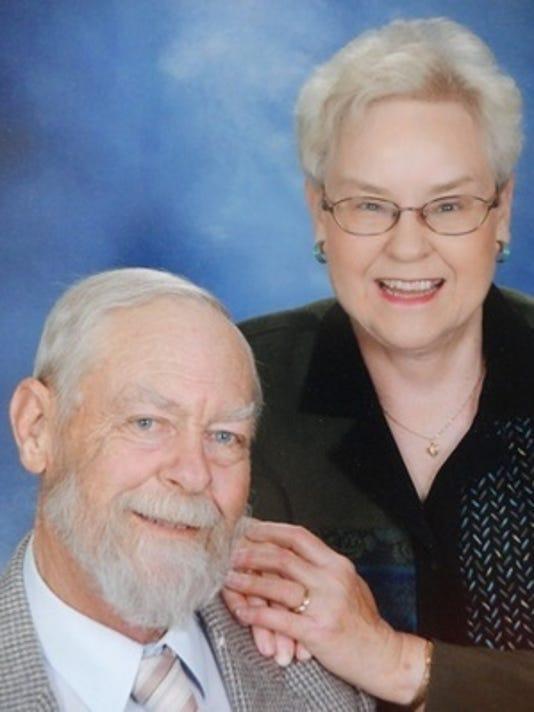 Anniversaries: Jeanne Dart & Terry Dart
