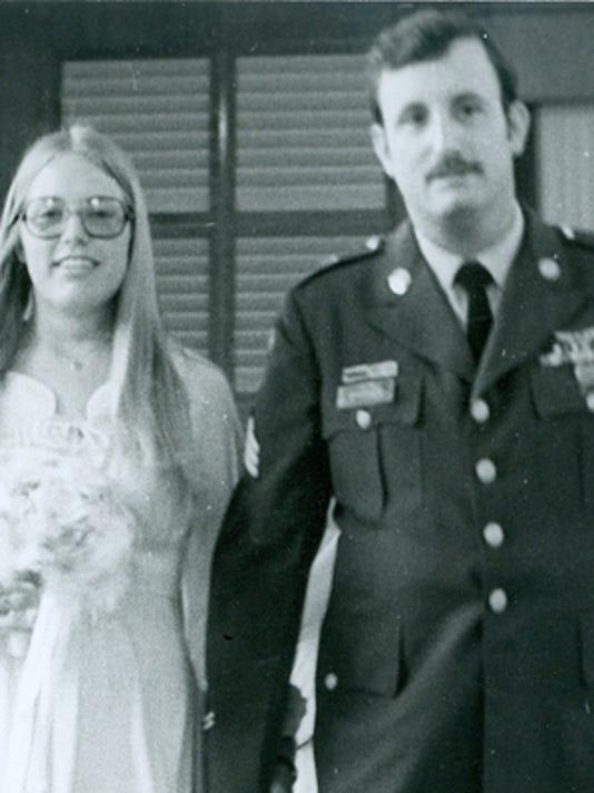 Anniversaries: Charles Sharier & Julie Sharier