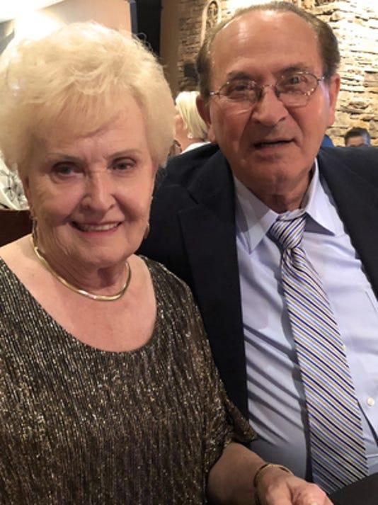 Anniversaries: Harry Geelen & JoAnn Geelen