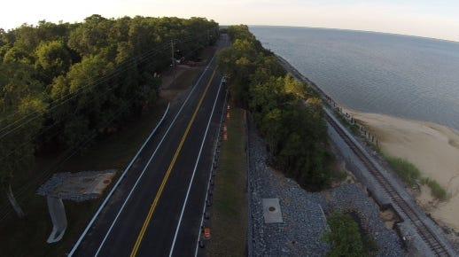 Scenic Highway, now open