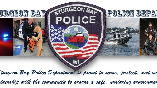 Sturgeon Bay Police Department logo