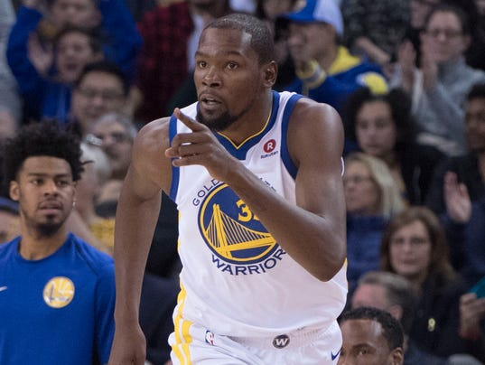 2018-01-10 Kevin Durant