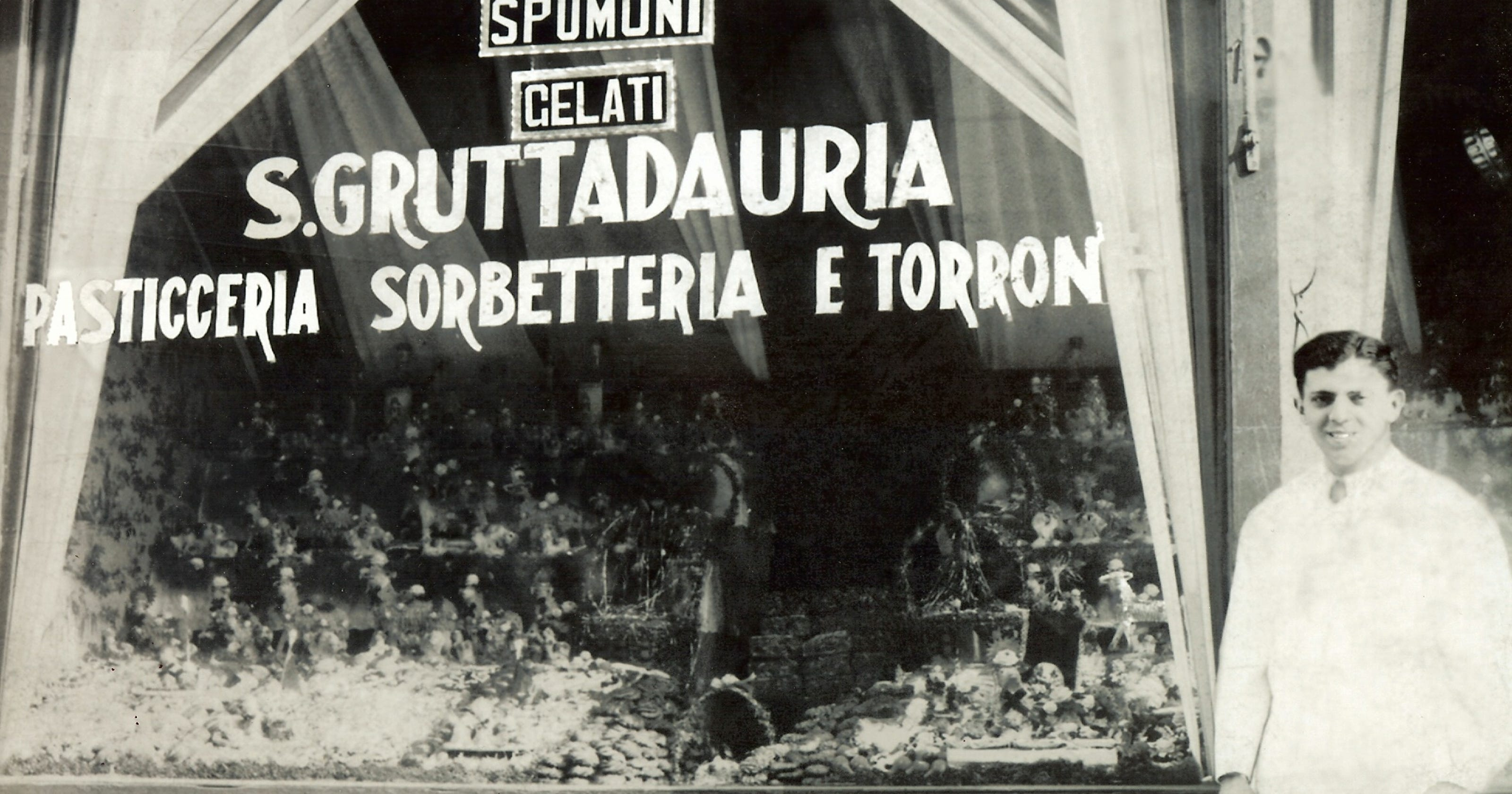 Gruttadauria Bakery has 100 years of history here