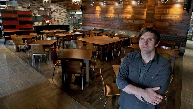 Jason Simon, owner of Alba and Eatery A