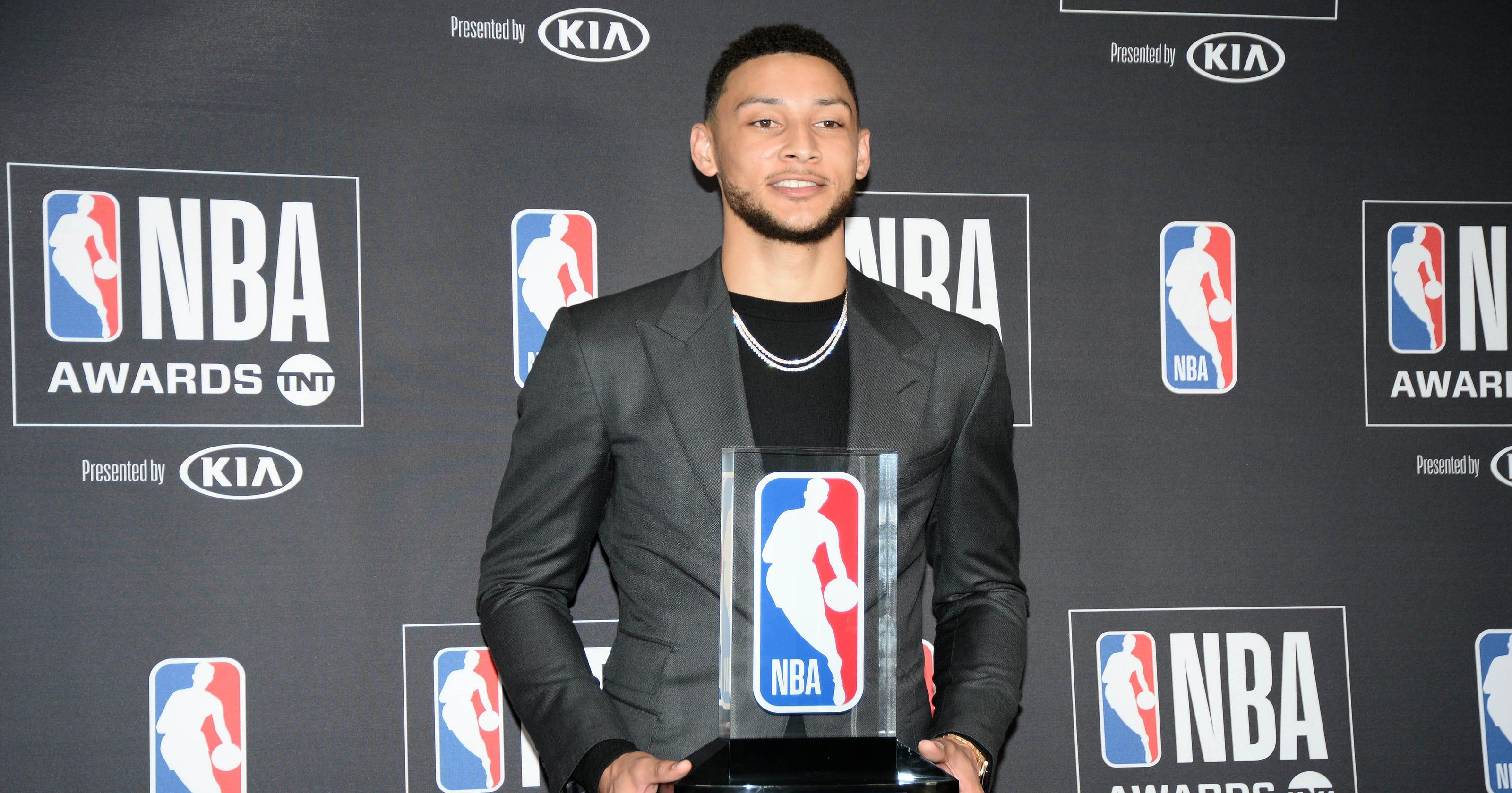 faa326c5440 2018 NBA Awards  James Harden