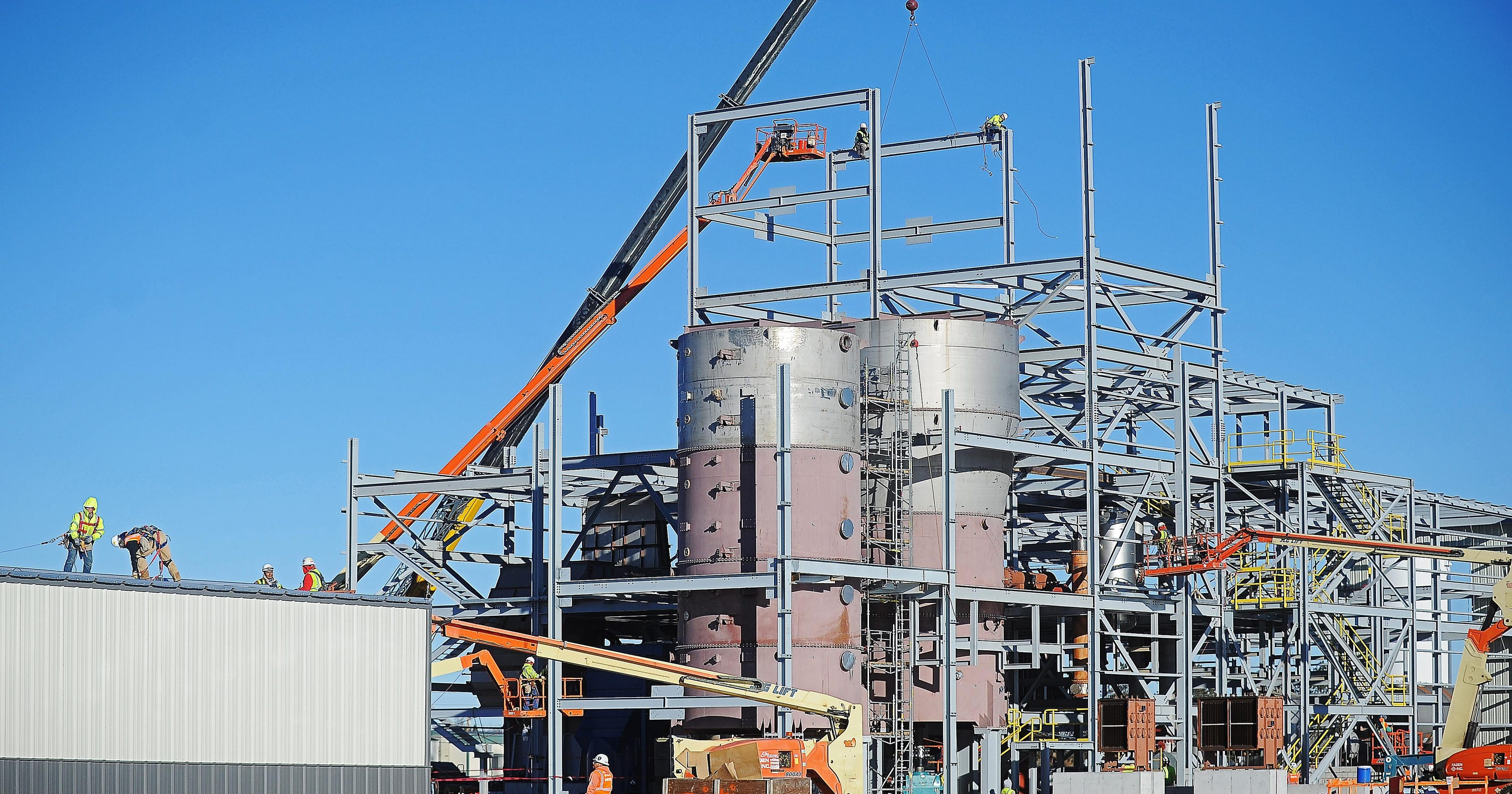 Brookings benefits from industrial growth