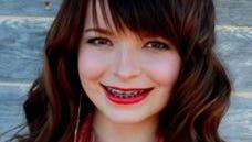 "Fourteen-year-old Tayler Jensen has been named a finalist in peta2's ""Cutest Vegan Alive"" contest."