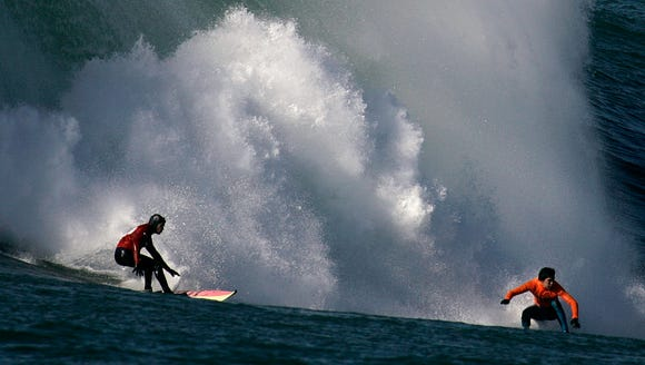 AP Big Wave Contest