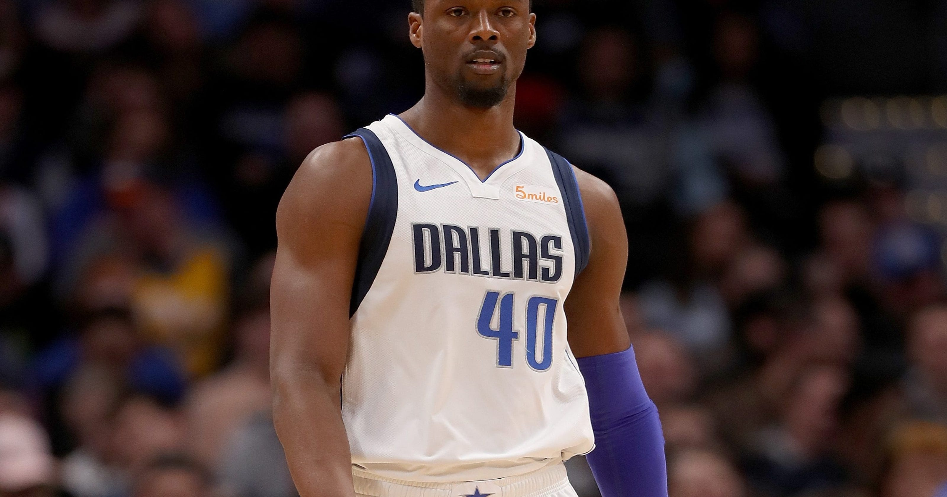 6526fbefc79f Harrison Barnes trade  Player was on court when news of deal broke