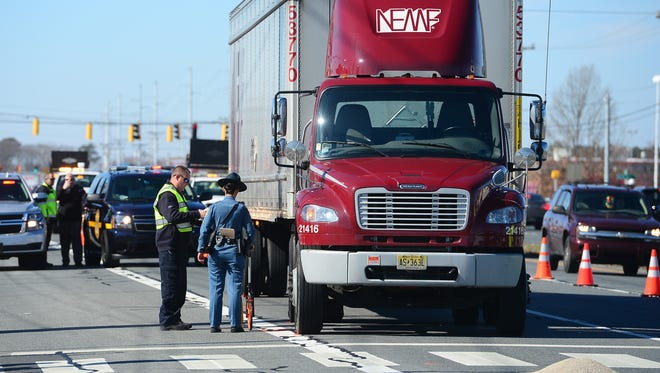 The Delaware State Police are currently investigating a serious crash involving a tractor trailer and a pedestrian that occurred on Friday, Feb. 17, 2017 on South Bound Rt 1 in Rehoboth Beach.