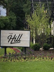 The Hill outside