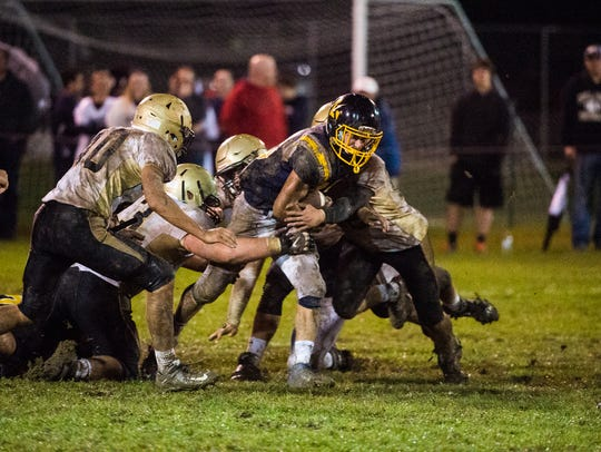 Delone Catholic and Littlestown will both try to stay