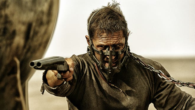 Tom Hardy, who stars in 'Mad Max: Fury Road,' leads IMDb's Top Stars of 2015 list.