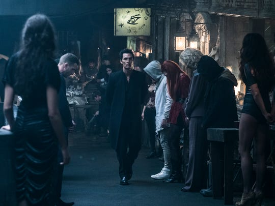 """Matthew McConaughey appears in a scene from """"The Dark Tower."""""""
