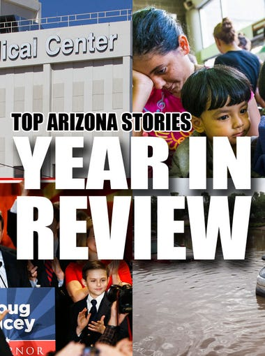 Top Arizona stories: Year in review 2014
