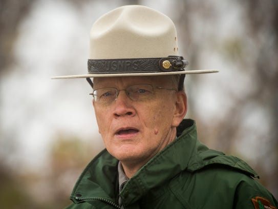 Great Smoky Mountains National Park Acting Superintendent