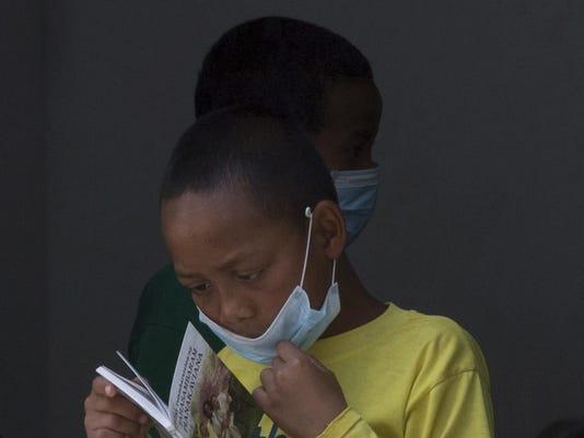 Madagascar Plague