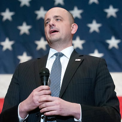 Who is Evan McMullin, third-party candidate surging in Utah?