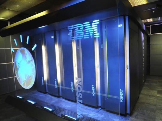 Watson, powered by IBM POWER7, is a workload optimized