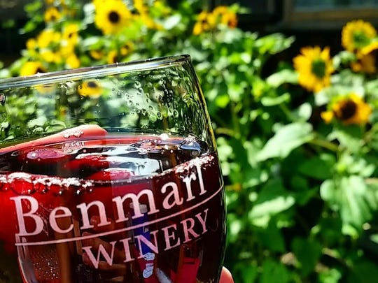 Benmarl Winery in Marlboro offers tastings and special events.