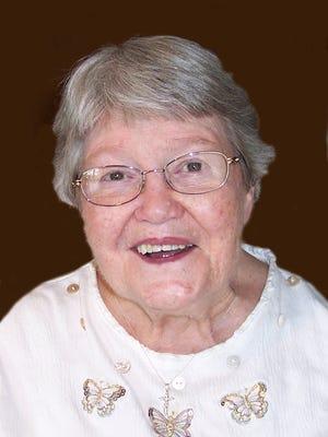 Margaret Risdon, 92