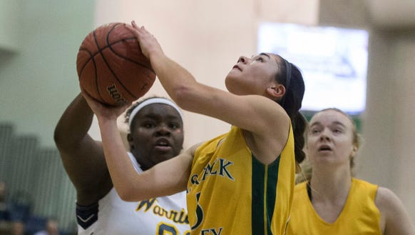 Pascack Valley junior guard Brianna Wong committed